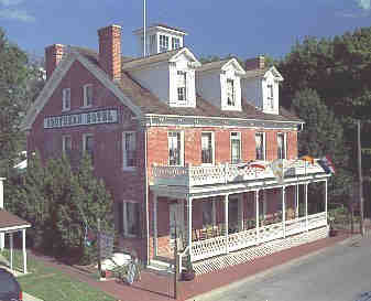 Southern Hotel Ste. Genevieve MO